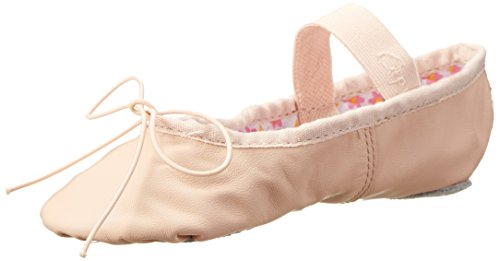 Capezio Little Kid/Big Kid Split Sole Daisy 205 Ballet Shoe,Ballet Pink,11 M US Little Kid