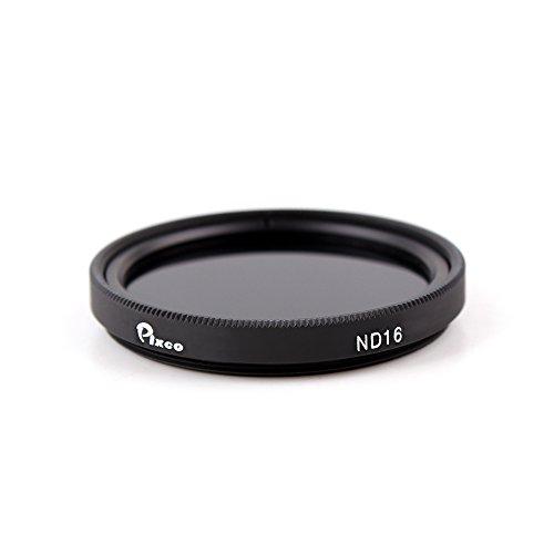 Price comparison product image Pixco 37mm Neutral Density 16 (ND16) Lens Filter Suit for SLR camera / digital camera / camcorder DV (37mm)