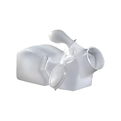 Baffle Spill-Proof Male Urinal