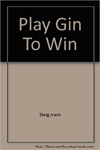 Book How to Play and Win at Gin Rummy
