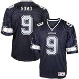 Reebok Dallas Cowboys Tony Romo Replica Jersey Extra Large