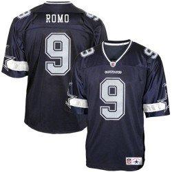 Reebok Dallas Cowboys Tony Romo Replica Jersey Extra Large - Tony Romo Back Jersey