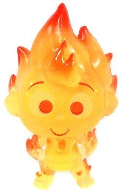 Funko Mystery Minis - Disney Pixar Incredibles 2 - Jack-Jack (on fire)