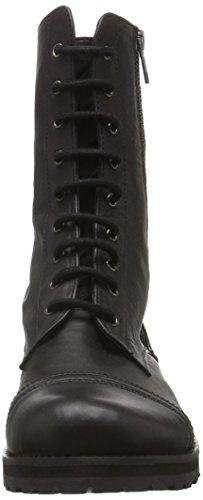 Black Lily 500.223 - Botas cortas para mujer Negro (Schwarz)