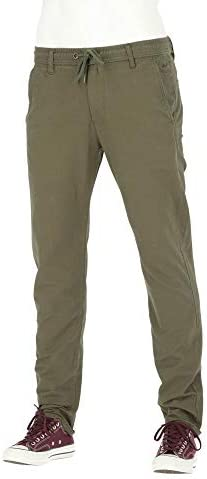 Reell Reflex Easy Pant, Clay Olive Canvas M Long Artikel-Nr.1112-001 - 01-001