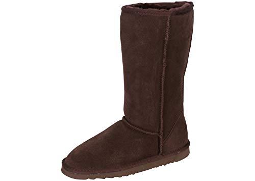 Kemi Ladies Classic Bella Tall Winter Boots – Fashion Winter Boots for Women (8 B(M) US, Chocolate)