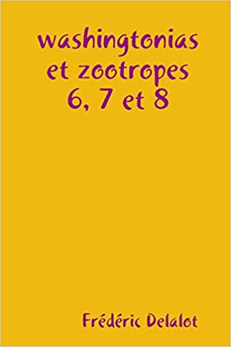 washingtonias zootropes