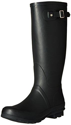 Chooka Damen Tall Rain Boot Klassisches Schwarz