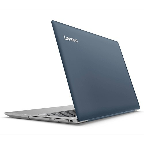 2018 Lenovo ideapad 320 15.6-inch Laptop, Intel Pentium Quad-Core N4200, 4GB RAM, 1TB Hard Drive, Bluetooth, Windows 10, Blue