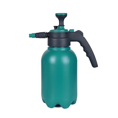Planted Perfect Hand Garden Sprayer - 2L Handheld Pressure Sprayers Sprays Water, Chemicals, Pesticides, Neem Oil and Weeds - Perfect Lightweight Water Mister, Lawn Sprayer Combo - EBOOK Bundle (2L)