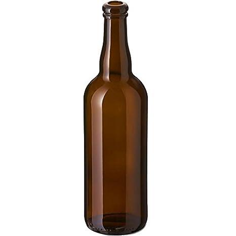 La Cary 30bblg belga Cerveza Botella, Corcho, 750 ml, 25 ml, Ámbar (Pack de 12): Amazon.es: Amazon.es