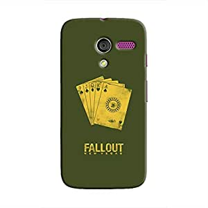 Cover It Up - Fallout New Vegas Moto X Hard Case