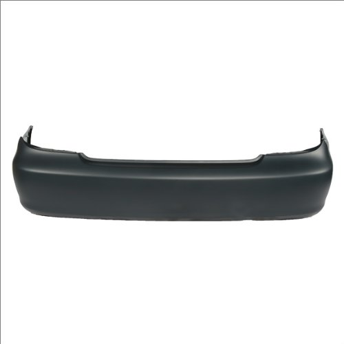 CarPartsDepot 352-44781-20-PM, Black Primered Rear Bumper Cover 52159Aa903