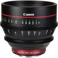 Review Canon CN-E 85mm T1.3
