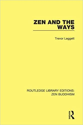 Zen and the Ways (Routledge Library Editions Zen Buddhism)