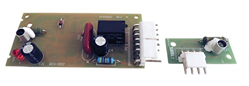 Supco ADC9102 Icemaker Control Board Replacement Kit, Replaces PS557945, 4389102, ()