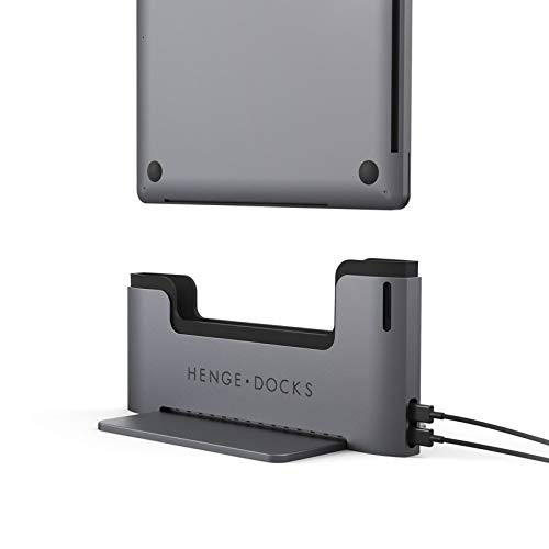 Vertical Dock for MacBook Pro with Thunderbolt 3 (USB-C) by Henge Docks by Henge Docks (Image #1)