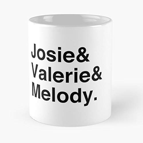 (Josie And The Pussycats Mccoy Melody Valerie Brown - White -coffee Mug- Unique Birthday Gift-the Best Gift For Holidays- 11 Oz.)
