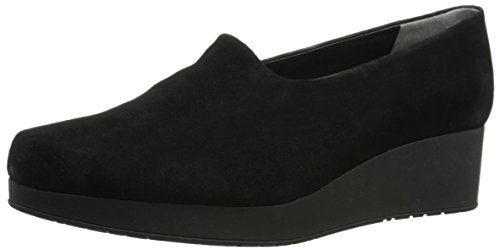 Robert Clergerie Donna Naloj Slip-on Fannullone In Camoscio