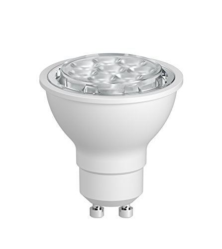 (10-Pack, Warm White) Sunthin 6.5W GU10 Led Bulb, Dimmable, 60w Equivalent, Recessed Lighting, GU10 LED, LED spotlight, 500lm, 38° by SUNTHIN (Image #5)