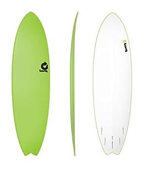 Tabla de surf epoxi TORQ 6,10 Fish Soft board