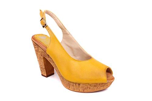 pour Citronier Marila Marila Citronier Marila Sandales Sandales Femme pour Femme FqHOx0w