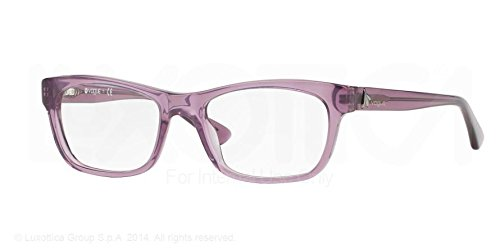 Vogue Eyeglasses VO2767 2195 Opal Light Violet 50 17 - Track Fast Sunglasses