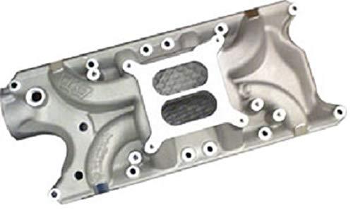 Ford Blocks Small Intake - NEW WEIAND STREET WARRIOR INTAKE MANIFOLD, FITS FORD SMALL BLOCK V8, 289-302