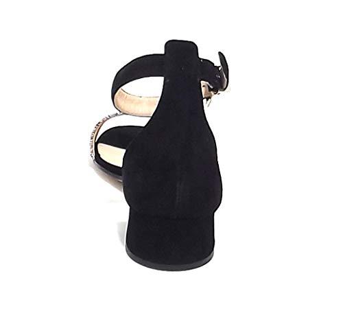 Carmens Femme Pour Pour Noir Sandales Noir Sandales Pour Sandales Noir Carmens Carmens Femme Carmens Femme Pour Femme Sandales 4AHUOq