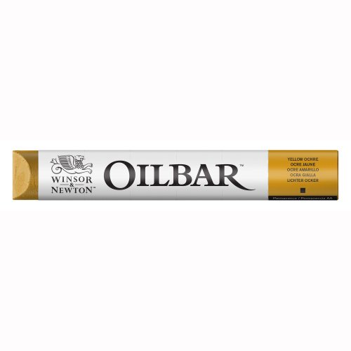 Winsor & Newton Oilbar, Yellow Ochre