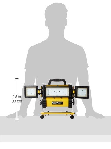 CEP Construction Electrical Products 5220 LED Portable Work Light by CEP Construction Electrical Products (Image #4)