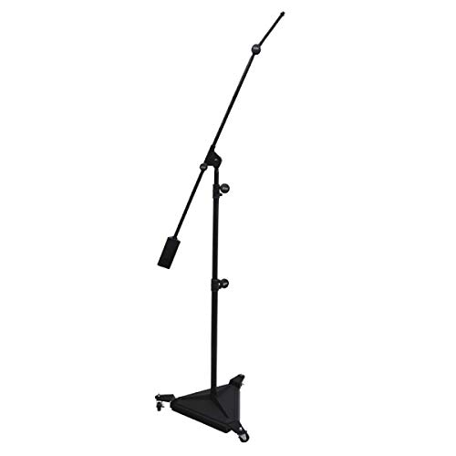On Stage SMS7650 Hex-Base Studio Boom Microphone Stand