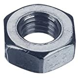 AMPHENOL RF 903-10408-1 HEX JAM NUT (10 pieces) by Amphenol RF