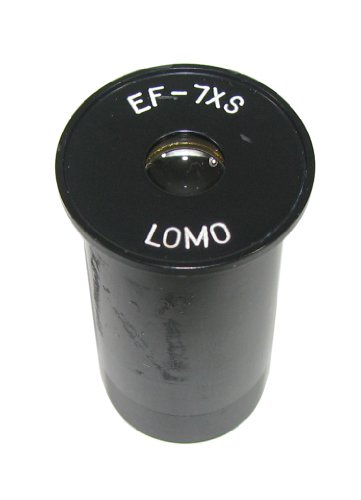 Great Quaility 7X with Reticle Standard DIN Size Eyepiece Lens for a Microscope