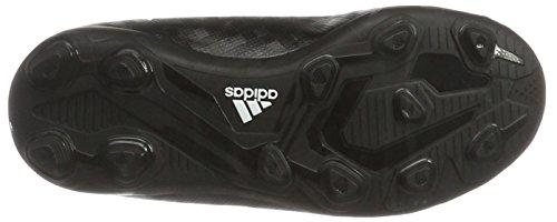 adidas X 16.4 Fxg J, Zapatillas de Fútbol Unisex Niños Negro (C Black/ftw White/c Black)