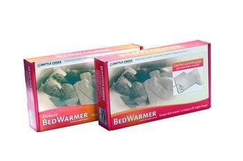 Battlecreek Equipment (a) Bed Warmer 18 X36 By Battle Creek Fleece Cvr 2-Heat