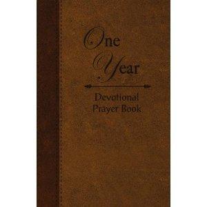 One Year Devotional Prayer Book
