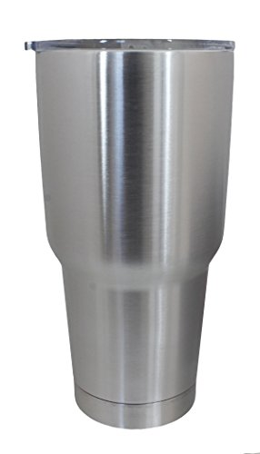 The Boss Vacuum Insulated Stainless Steel Travel Tumbler, 30 oz