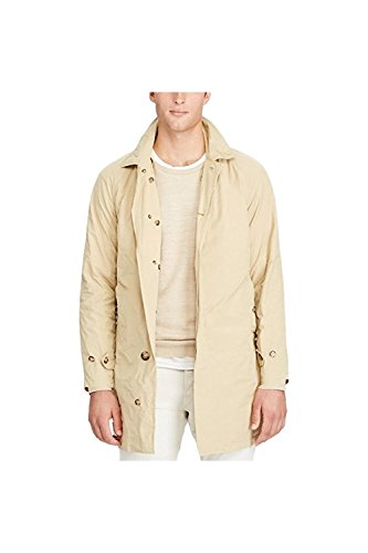 Polo Ralph Lauren Men's Twill Coat (XS, Soft - Polo Ralp