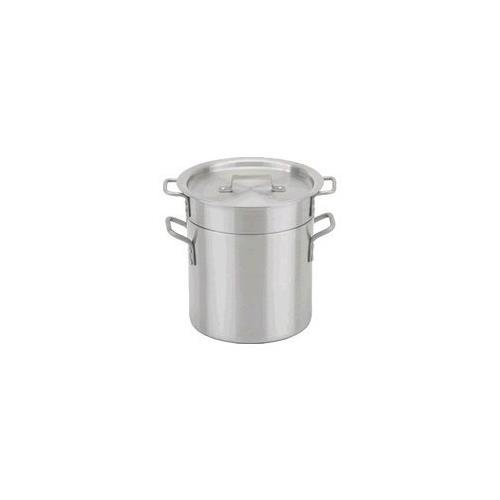 Royal Industries ROY DB 12  12 Qt Aluminum Double Boiler