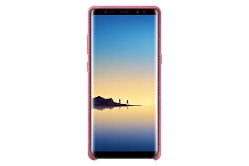 Samsung EF-XN950APEGUS Galaxy Note8 Alcantara Cover, Pink