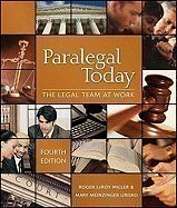 Download West`s Paralegal Today- Legal Team at Work & Bankruptcy Supplement 4th EDITION pdf epub