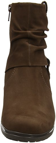 Femme Marron Basic Bottes Gabor Comfort Micro Shoes 44 Nougat qgPqI