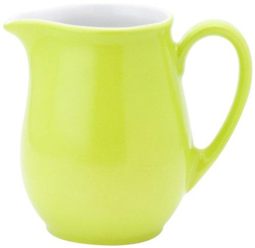 Arzberg Creamer (KAHLA Pronto Creamer 8-1/2 oz, Lime Color, 1 Piece)