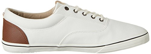 Mixed JACK Marshmallow Marshmallow amp; Jfwvision Low JONES Herren Weiß Top w4vrIq4