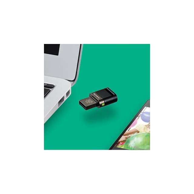 Sony 32GB Microvault USB Flash Drive for Smartphone (USM32SA1/B)