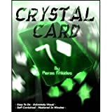 Crystal Card by Pieras Fitikides
