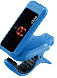 Korg PC1 Pitchclip Clip-on Chromatic Tuner from Korg