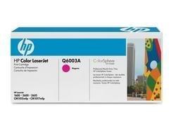 HP CLJ 2600 Series Magenta Print Crtg