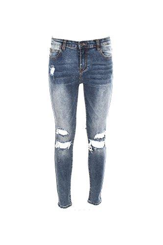 Jeans Donna Imperfect 27 Denim Iw18s26pd Primavera Estate 2018